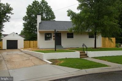 1716 Merrimac Drive, Hyattsville, MD 20783 - #: 1001926664