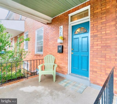 626 Rappolla Street, Baltimore, MD 21224 - MLS#: 1001926816