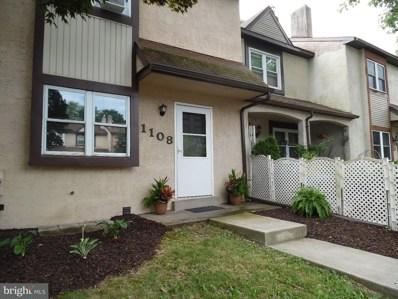1108 Walnut Ridge Estate, Pottstown, PA 19464 - MLS#: 1001927180