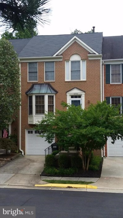 12732 Dogwood Hills Lane, Fairfax, VA 22033 - MLS#: 1001927358