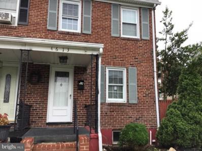 4613 College Avenue, Baltimore, MD 21229 - MLS#: 1001927530