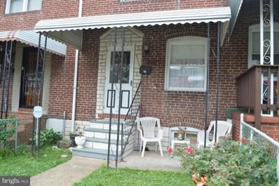 3711 Saint Victor Street, Baltimore, MD 21225 - MLS#: 1001928706