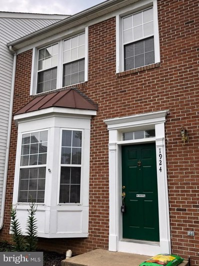 1924 Wicklow Court, Woodbridge, VA 22191 - MLS#: 1001928860