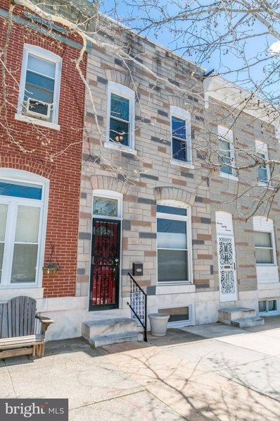 735 Conkling Street S, Baltimore, MD 21224 - MLS#: 1001929040