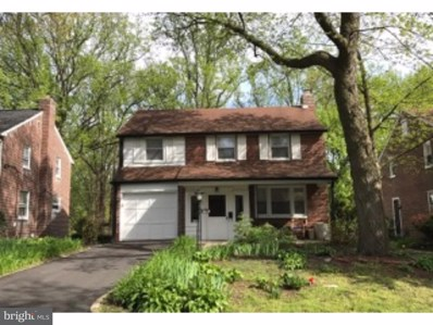1614 Brookhaven Road, Wynnewood, PA 19096 - #: 1001929068
