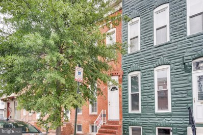 1307 Hull Street, Baltimore, MD 21230 - #: 1001929200