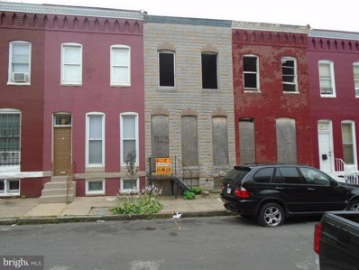 1823 Arunah Avenue, Baltimore, MD 21217 - MLS#: 1001932396