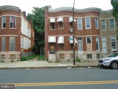 1743 Carey Street, Baltimore, MD 21217 - #: 1001932546