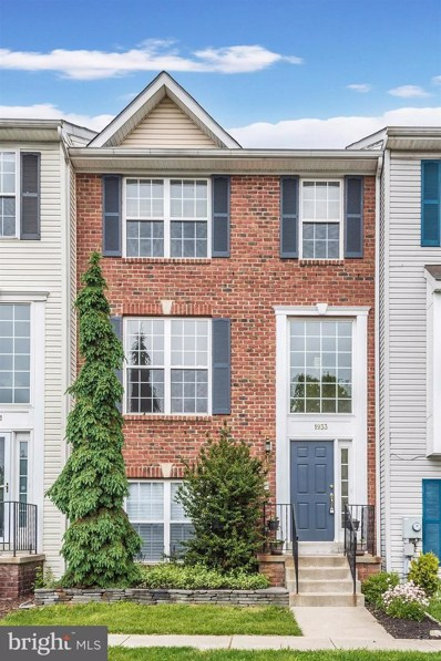1933 Crossing Stone Court, Frederick, MD 21702 - MLS#: 1001932678