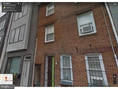 1611 Kater Street, Philadelphia, PA 19146 - MLS#: 1001932756