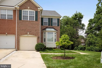 1855 Foxwood Circle, Bowie, MD 20721 - MLS#: 1001932864