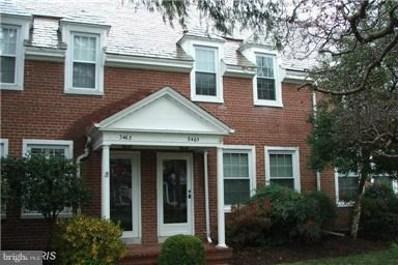 3465 Wakefield Street S, Arlington, VA 22206 - MLS#: 1001932914