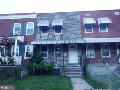 5332 Patrick Henry Drive, Baltimore, MD 21225 - #: 1001935206