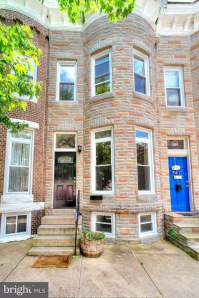 823 35TH Street W, Baltimore, MD 21211 - MLS#: 1001936374