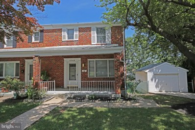 4704 Walther Avenue, Baltimore, MD 21214 - MLS#: 1001936588