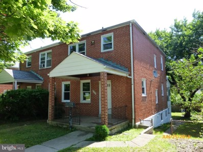 6305 Walther Avenue, Baltimore, MD 21206 - MLS#: 1001936594