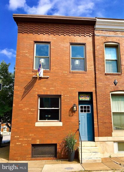 101 Curley Street S, Baltimore, MD 21224 - MLS#: 1001936644