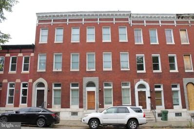 1217 Argyle Avenue, Baltimore, MD 21217 - MLS#: 1001937090