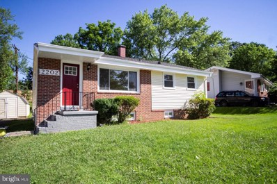 2202 Maple Hill Court, Baltimore, MD 21207 - MLS#: 1001937148