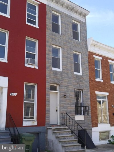 2129 Hollins Street, Baltimore, MD 21223 - MLS#: 1001937326
