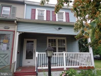 868 Market Street, Gloucester City, NJ 08030 - MLS#: 1001937650