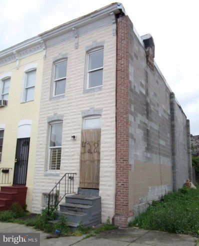 428 Payson Street S, Baltimore, MD 21223 - MLS#: 1001937652