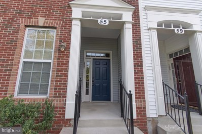 55 Swanton Mews UNIT 200, Gaithersburg, MD 20878 - MLS#: 1001937695