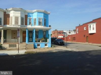 1660 Gorsuch Avenue, Baltimore, MD 21218 - MLS#: 1001937814