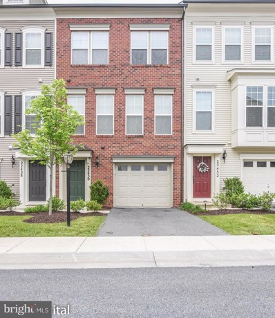 22430 Glenbow Way, Clarksburg, MD 20871 - MLS#: 1001937816