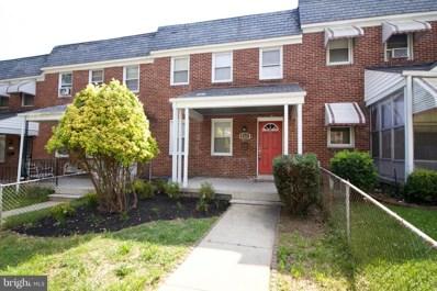 831 Mount Holly Street, Baltimore, MD 21229 - MLS#: 1001937946