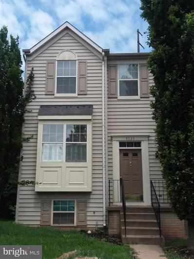 9520 Tudor Oaks Drive, Manassas, VA 20110 - MLS#: 1001938844