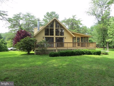 283 The Woods Road, Hedgesville, WV 25427 - MLS#: 1001939096