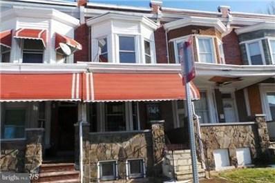 1135 Poplar Grove Street, Baltimore, MD 21216 - #: 1001939128
