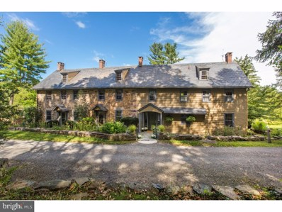 2811 Aquetong Road, New Hope, PA 18938 - MLS#: 1001939802