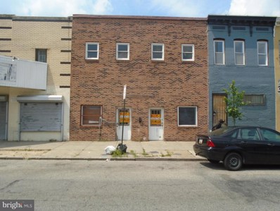 1920 Pratt Street, Baltimore, MD 21223 - MLS#: 1001939820