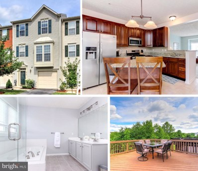 9718 Harvester Circle, Perry Hall, MD 21128 - MLS#: 1001939846
