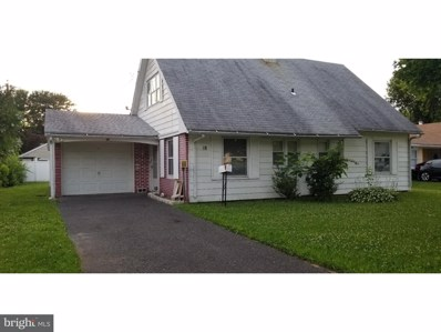 99 Pheasant Lane, Willingboro, NJ 08046 - MLS#: 1001940312