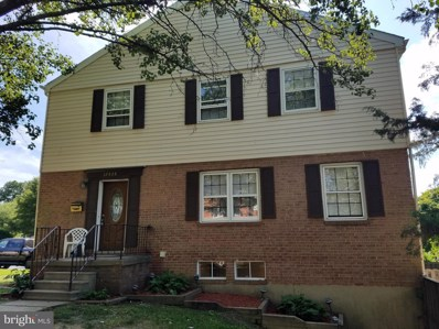 12838 Claxton Drive UNIT 4-F, Laurel, MD 20708 - MLS#: 1001940624