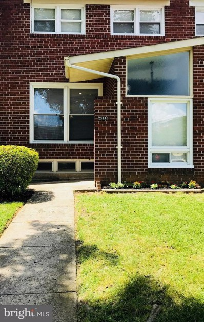 4222 Nadine Drive, Baltimore, MD 21215 - MLS#: 1001941208