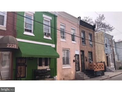 2232 N Chadwick Street, Philadelphia, PA 19132 - MLS#: 1001944116