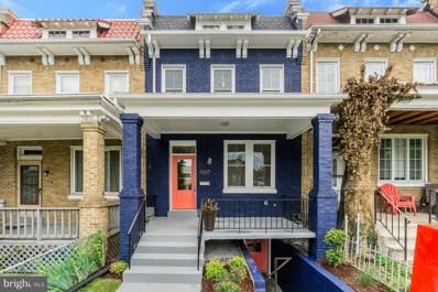 1327 Childress Street NE, Washington, DC 20002 - MLS#: 1001944132