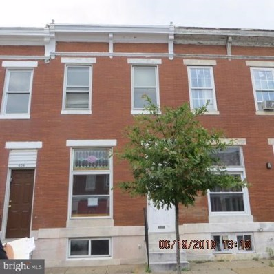 608 Potomac Street, Baltimore, MD 21205 - MLS#: 1001944938