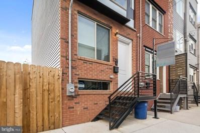 2214 Amber Street, Philadelphia, PA 19125 - #: 1001944994