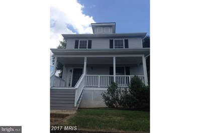105 Blue Ridge Avenue, Culpeper, VA 22701 - MLS#: 1001945040