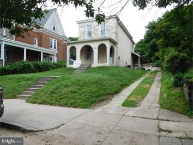 532 Dupont Street, Philadelphia, PA 19128 - #: 1001945378