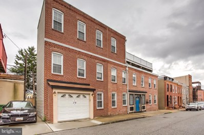 616 Robinson Street S, Baltimore, MD 21224 - MLS#: 1001946064