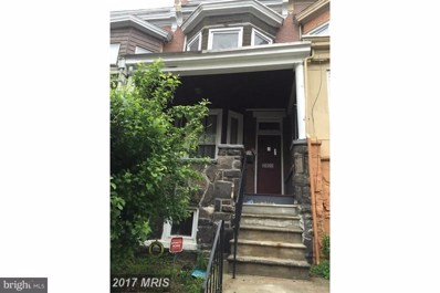 2920 Mosher Street, Baltimore, MD 21216 - MLS#: 1001946568