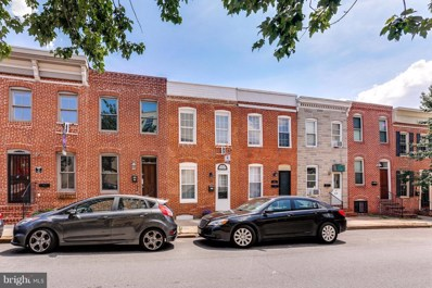 15 Barney Street E, Baltimore, MD 21230 - #: 1001946686