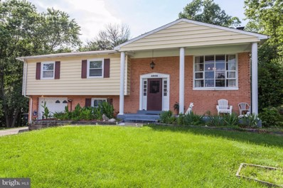 4908 Kenyon Court, Woodbridge, VA 22193 - MLS#: 1001948586