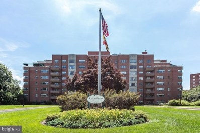 3601 Greenway UNIT 807, Baltimore, MD 21218 - MLS#: 1001949504